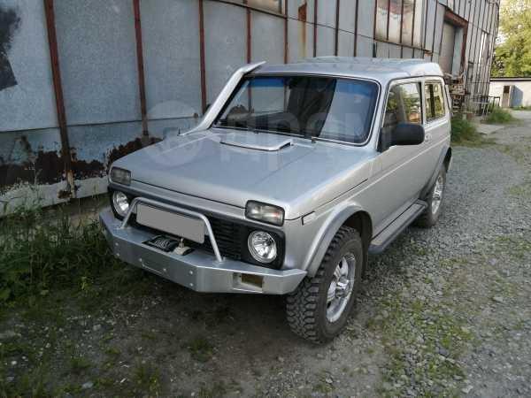 Лада 4x4 Бронто, 2003 год, 400 000 руб.