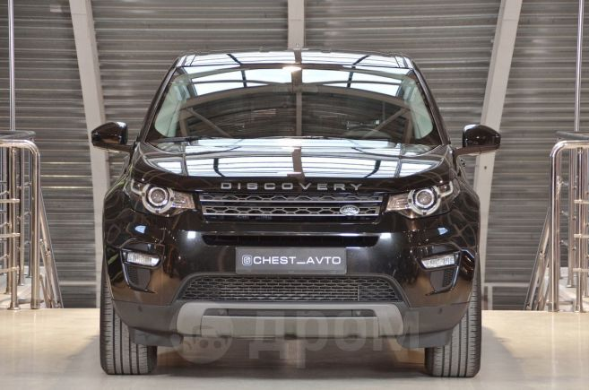 Land Rover Discovery Sport, 2016 год, 1 750 000 руб.