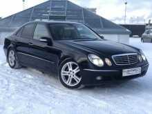 Уфа E-Class 2006