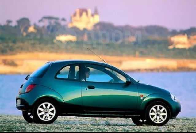 Ford Ka, 2002 год, 125 000 руб.
