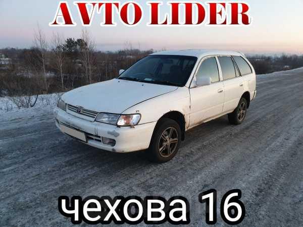 Toyota Corolla, 1997 год, 72 999 руб.