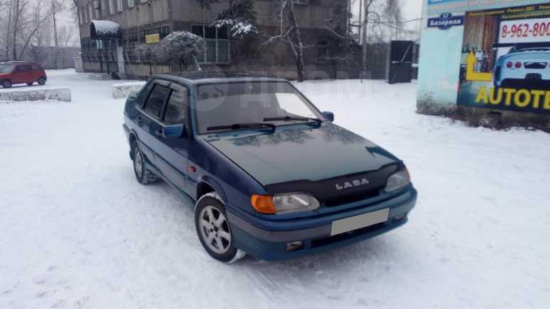 Лада 2115 Самара, 2004 год, 119 000 руб.