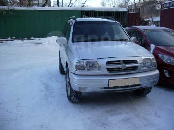 Suzuki Escudo, 1997 год, 275 000 руб.