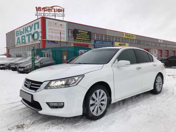 Honda Accord, 2013 год, 755 000 руб.