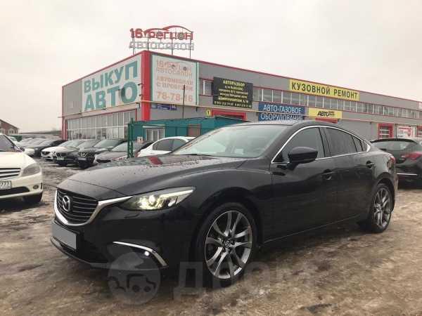 Mazda Mazda6, 2016 год, 1 275 000 руб.