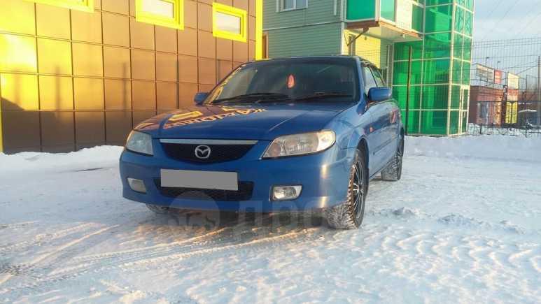 Mazda 323, 2003 год, 178 000 руб.