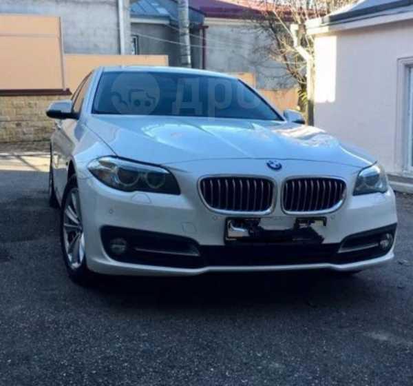 BMW 5-Series, 2016 год, 1 520 000 руб.
