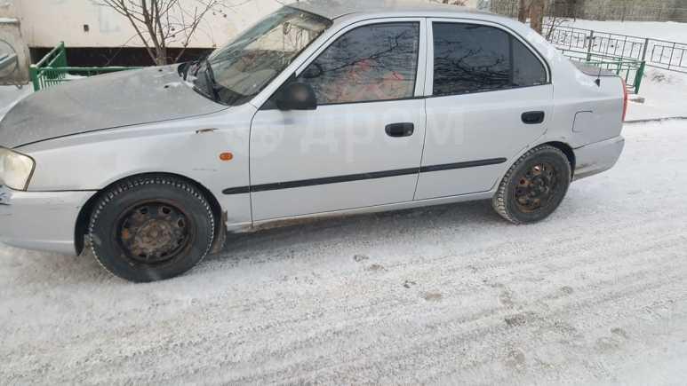 Hyundai Accent, 2005 год, 140 000 руб.