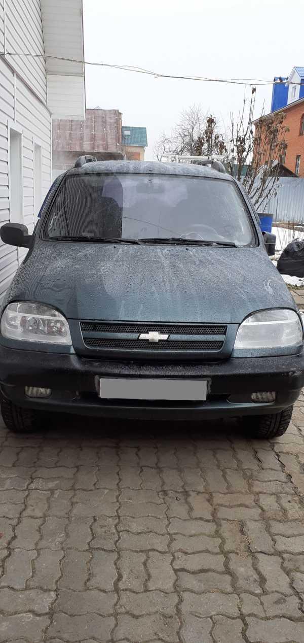 Chevrolet Niva, 2007 год, 185 000 руб.