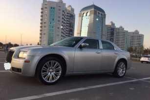 Грозный Chrysler 300C 2009