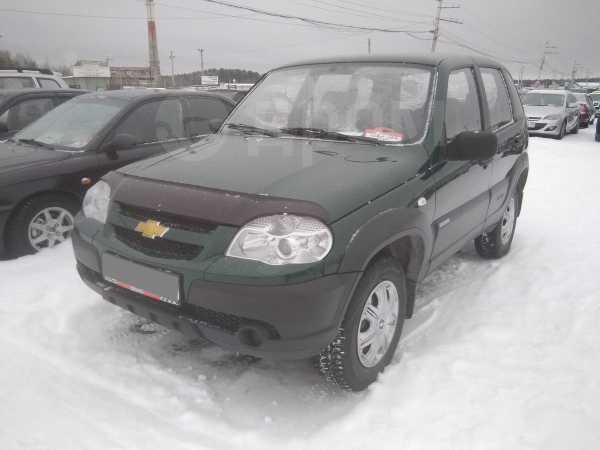 Chevrolet Niva, 2011 год, 268 000 руб.