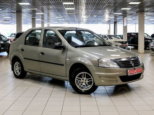 Renault Logan, 2010 год, 299 900 руб.