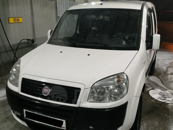Fiat Doblo, 2009 год, 380 000 руб.