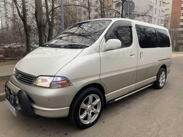 Toyota Granvia, 1999 год, 493 000 руб.