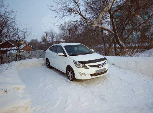 Hyundai Solaris, 2014 год, 545 000 руб.