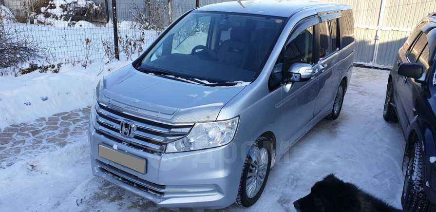 Honda Stepwgn, 2012 год, 900 000 руб.