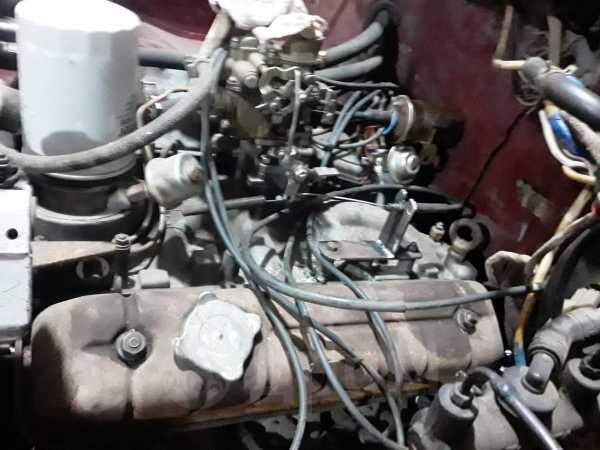 УАЗ 469, 1994 год, 210 000 руб.