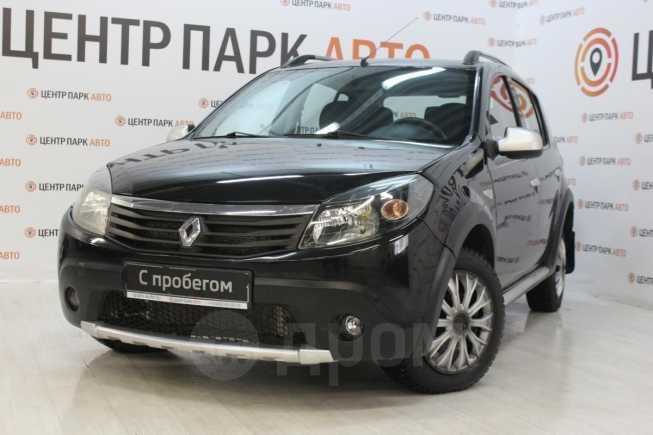Renault Sandero, 2012 год, 429 000 руб.