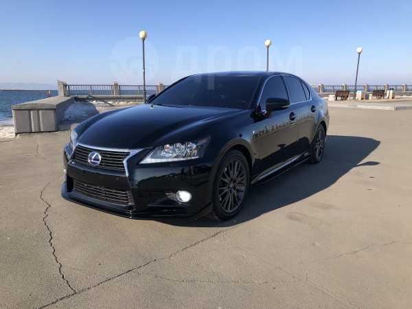 Lexus GS450h, 2012 год, 1 650 000 руб.