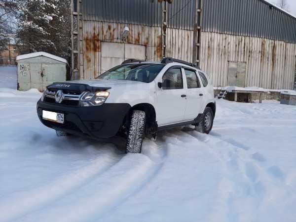 Renault Duster, 2018 год, 725 000 руб.