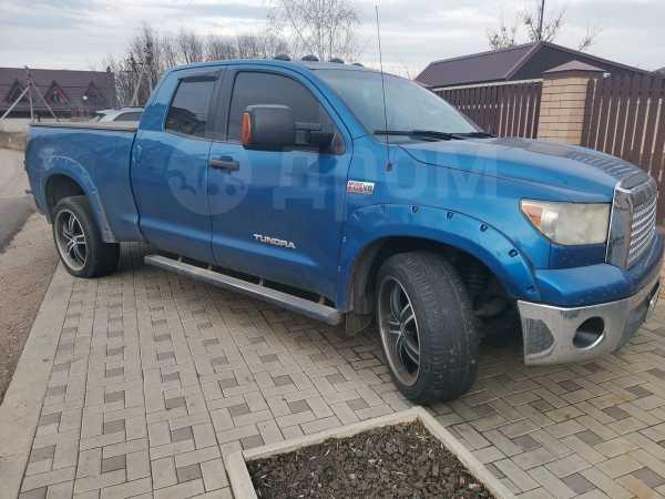 Toyota Tundra, 2008 год, 1 410 000 руб.