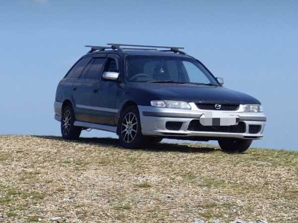 Mazda Capella, 1997 год, 170 000 руб.