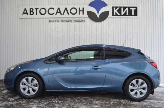 Opel Astra GTC, 2014 год, 649 000 руб.