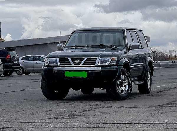 Nissan Patrol, 1999 год, 899 000 руб.
