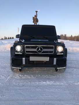 Нижневартовск G-Class 2012