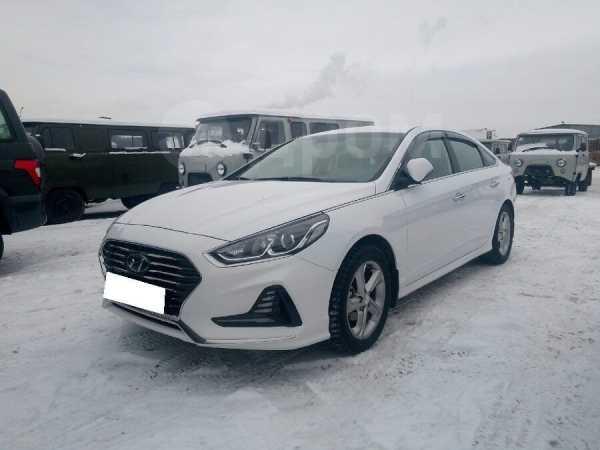 Hyundai Sonata, 2018 год, 1 100 000 руб.