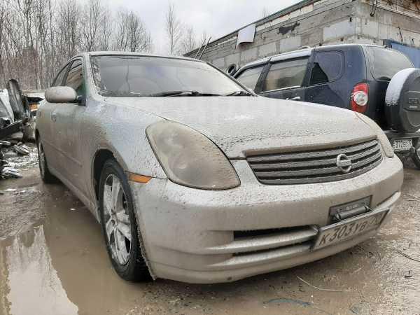 Nissan Skyline, 2002 год, 300 000 руб.
