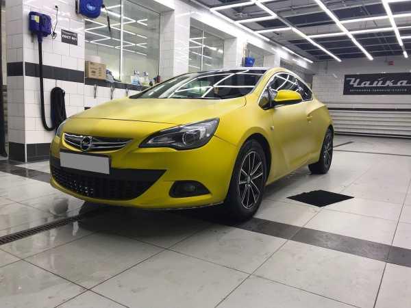 Opel Astra GTC, 2013 год, 400 000 руб.