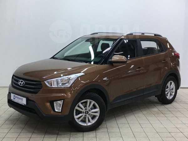 Hyundai Creta, 2016 год, 949 000 руб.
