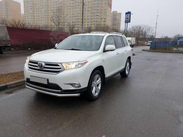Toyota Highlander, 2012 год, 1 299 000 руб.