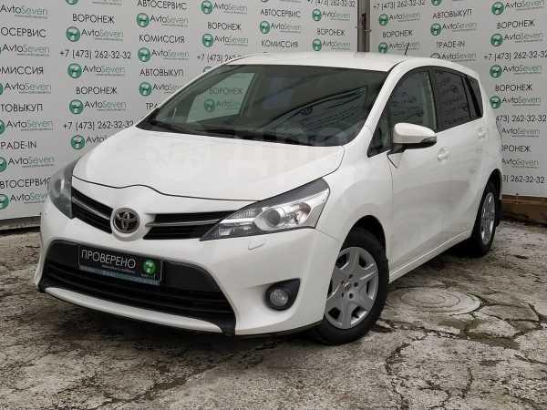 Toyota Verso, 2013 год, 790 000 руб.