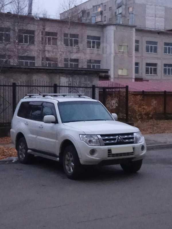Mitsubishi Pajero, 2012 год, 1 370 000 руб.