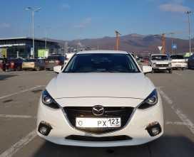 Новороссийск Mazda3 2014