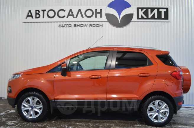 Ford EcoSport, 2014 год, 599 000 руб.