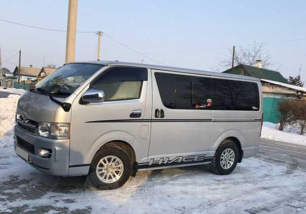 Toyota Hiace, 2007 год, 1 070 000 руб.