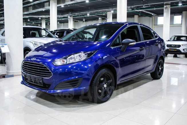 Ford Fiesta, 2016 год, 585 001 руб.
