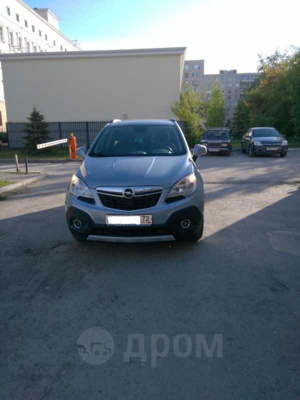 Opel Mokka, 2012 год, 700 000 руб.