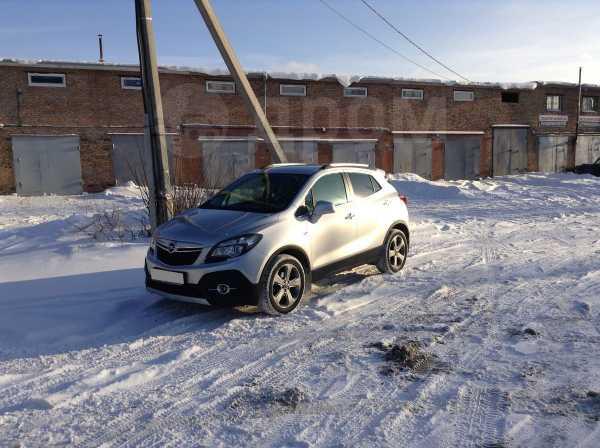 Opel Mokka, 2013 год, 745 000 руб.