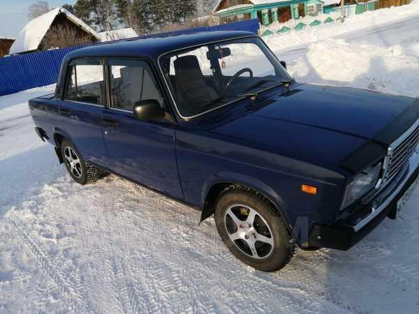 Лада 2107, 1998 год, 95 000 руб.