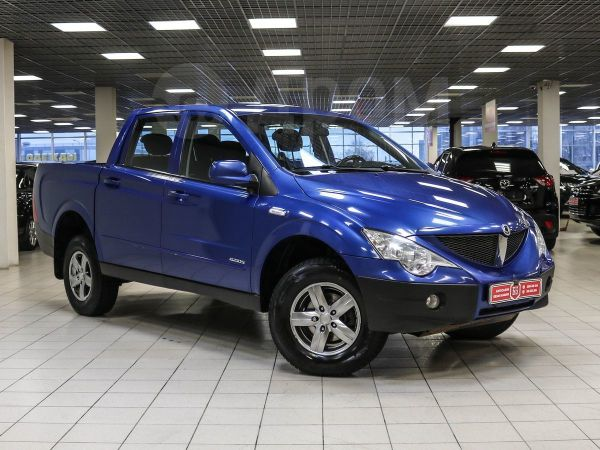SsangYong Actyon Sports, 2010 год, 499 900 руб.