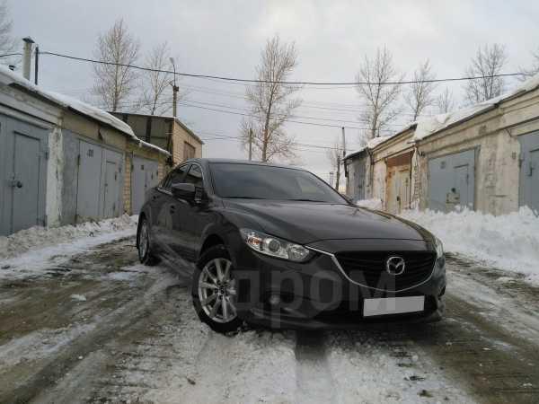 Mazda Mazda6, 2018 год, 1 469 999 руб.