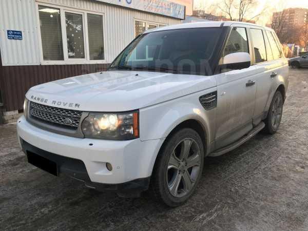 Land Rover Range Rover Sport, 2011 год, 1 110 000 руб.