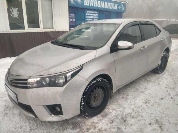 Toyota Corolla, 2014 год, 690 000 руб.