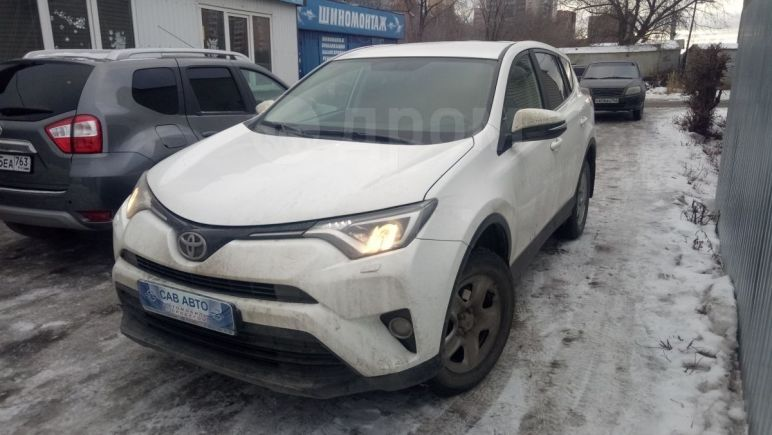 Toyota RAV4, 2017 год, 1 300 000 руб.