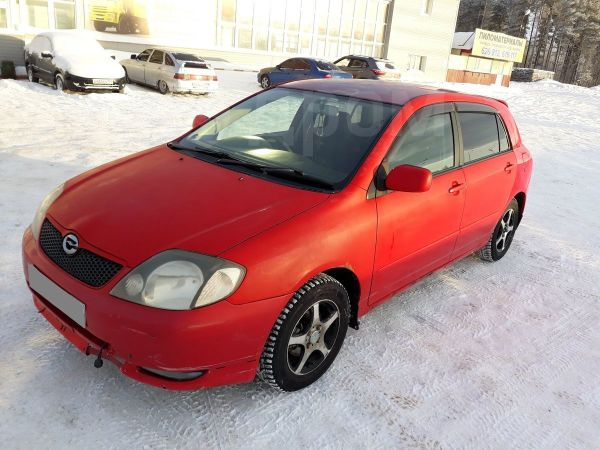 Toyota Corolla Runx, 2001 год, 230 000 руб.