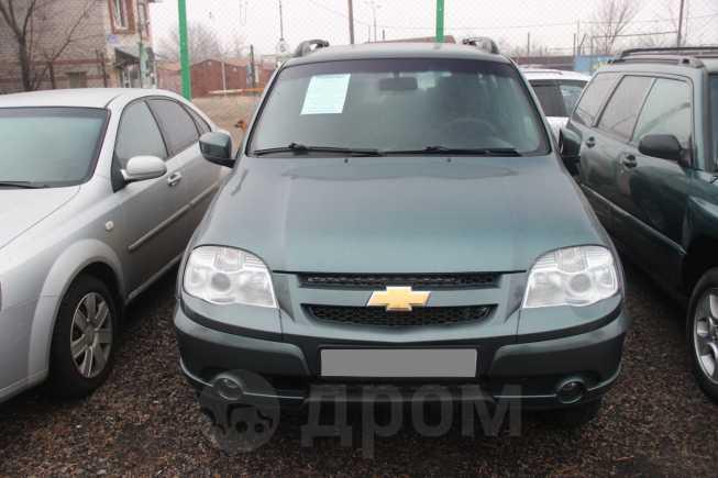 Chevrolet Niva, 2017 год, 515 000 руб.